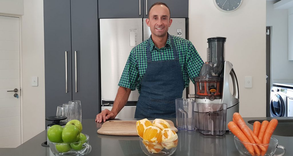 DNA Juicer 3 Recipes in 3 Minutes
